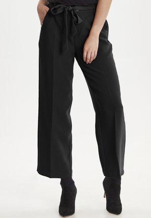 VIKITTA - Pantaloni - black