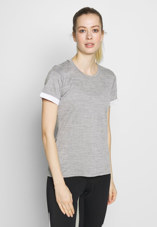 RUKKA RUOTULA - Print T-shirt - grey