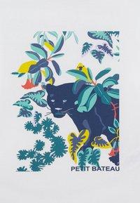 Petit Bateau - LIBRARY PYJAMA - Pyjama set - marshmallow/crystal - 3