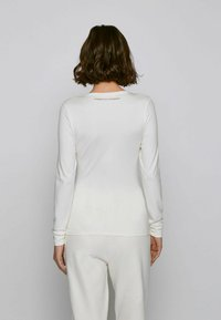 BOSS - C_ESABEL_ACTIVE - Long sleeved top - natural - 2