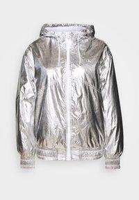 Calvin Klein Jeans - Light jacket - silver metallic - 3