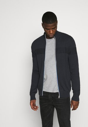 CARDIGAN - Kardigan - dark navy