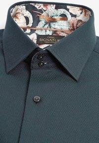 Next - SIGNATURE  - Shirt - teal - 1