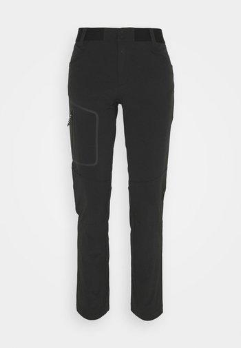 LIGHT SCALE PANT - Bukse - black