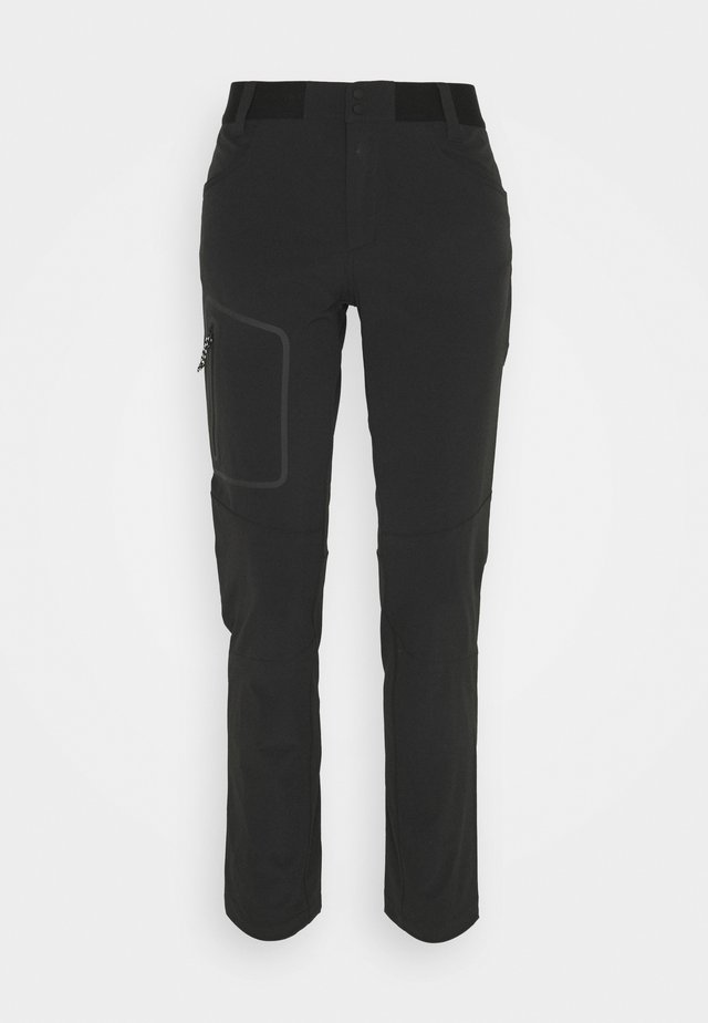 LIGHT SCALE PANT - Broek - black