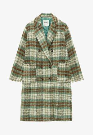 MIT TASCHEN - Classic coat - green