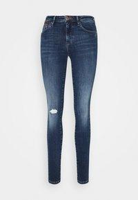 ONLISA LIFE - Jeans Skinny Fit - medium blue denim