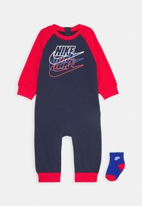 Nike Sportswear - FUTURA COVERALL SOCK ATTACHMENT - Jumpsuit - midnight navy - 0