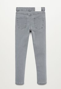 Mango - SKINNY - Slim fit jeans - denim grey - 1
