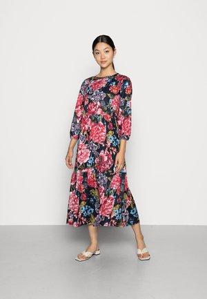 LITIN O NECK DRESS - Day dress - navy blazer