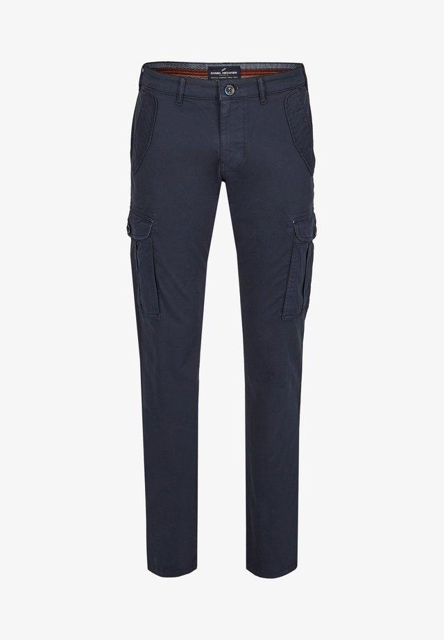 Cargo trousers - blau