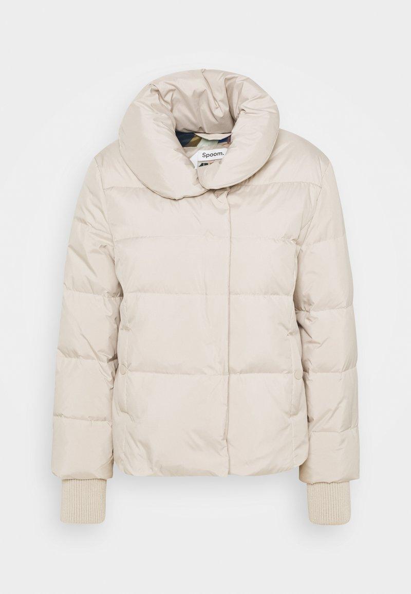 Spoom - TOPAZ - Down jacket - beige