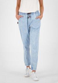 alife & kickin - ALICIAAK  - Relaxed fit jeans - light denim - 0