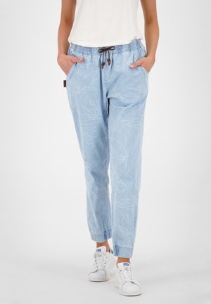 ALICIAAK  - Relaxed fit jeans - light denim
