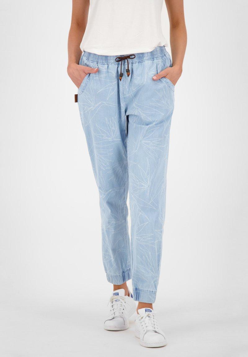 alife & kickin - ALICIAAK  - Relaxed fit jeans - light denim