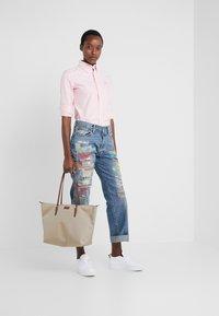 Polo Ralph Lauren - OXFORD KENDAL SLIM FIT - Button-down blouse - pink - 1