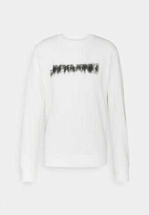 JOREDGE CREW NECK - Sweatshirt - cloud dancer