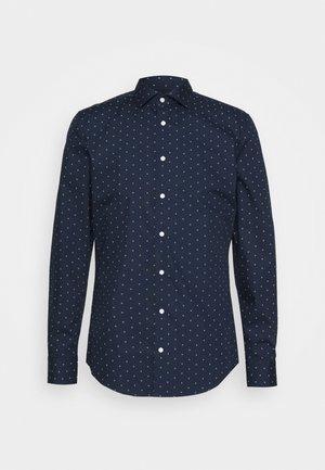 SLIM SPREAD KENT - Shirt - dunkelblau