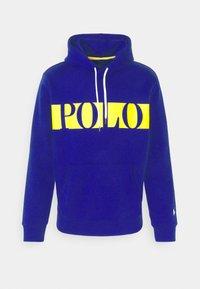 Polo Ralph Lauren - DOUBLE TECH - Sweatshirt - heritage royal - 0
