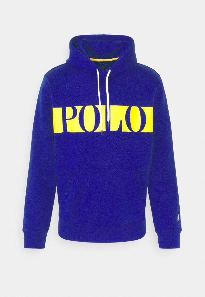 Polo Ralph Lauren - DOUBLE TECH - Sweatshirt - heritage royal