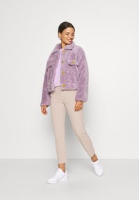 Forever New Petite - MINDY PANT - Trousers - dusty blush - 1