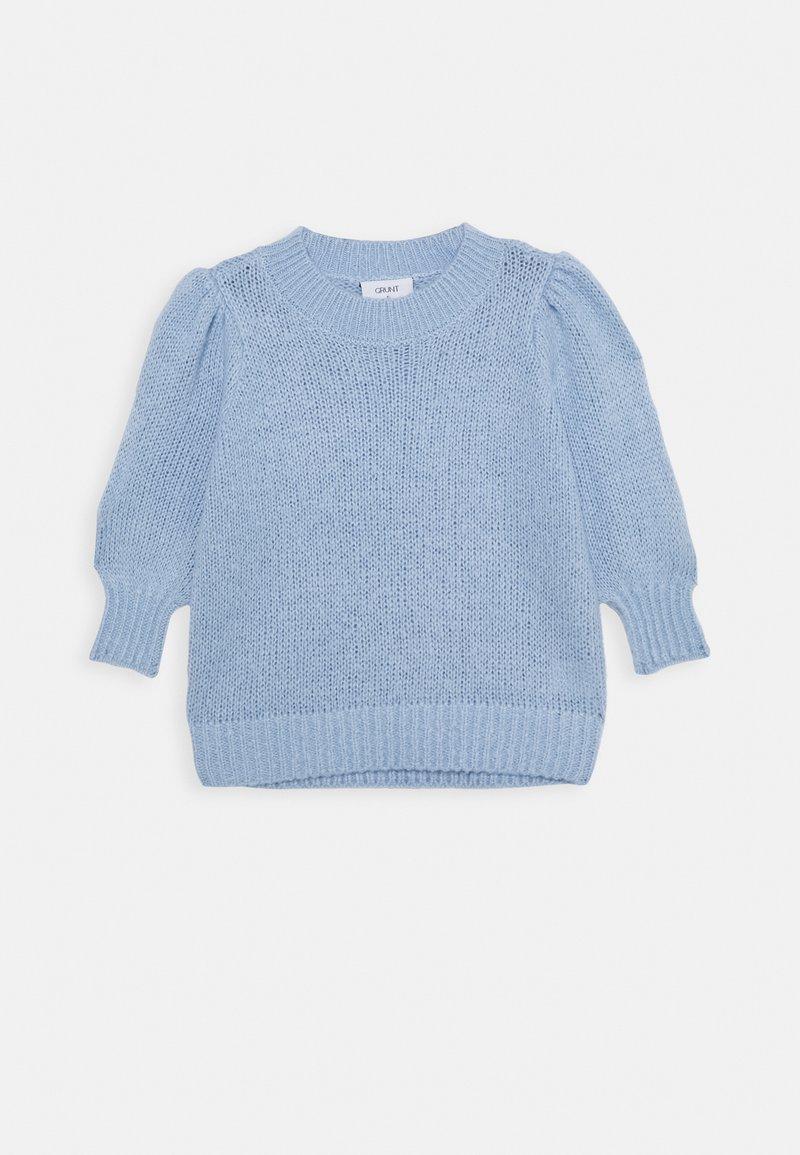 Grunt - CHRISTINA - Trui - baby blue