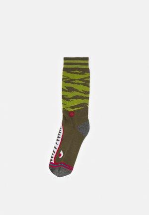 WARBIRD - Ponožky - olive