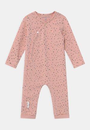 BABY PLAYSUIT NOORVIK - Pyjama - peach skin