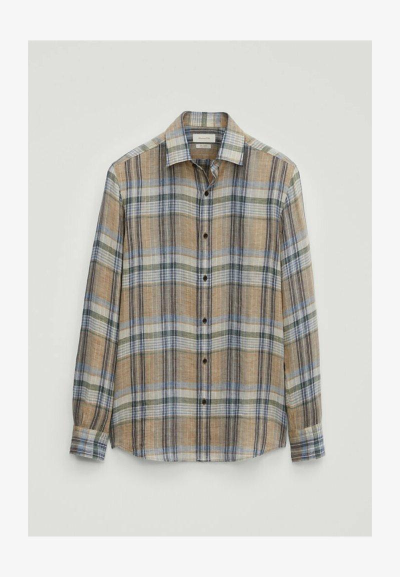 Massimo Dutti - Shirt - multi-coloured