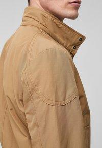s.Oliver - Light jacket - brown - 3
