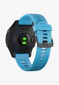 """Garmin - GARMIN GPS-LAUFUHR SET """"FORERUNNER 945 TRI BUNDLE"""" - Smartwatch - black - 1"""
