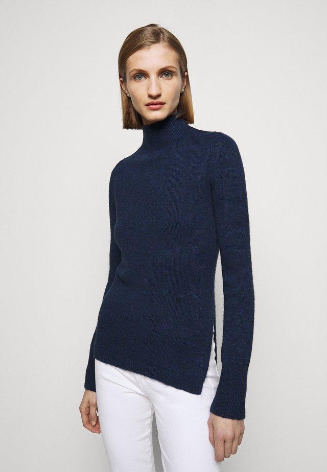 PERLA - Maglione - navy blue