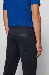 BOSS - KEEN - Tracksuit bottoms - dark blue - 3
