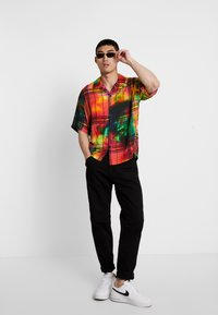 Jaded London - TIE DYE CHECK - Shirt - multi-coloured - 1