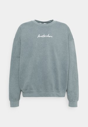 PIN NOWHERE  - Sweatshirts - blue
