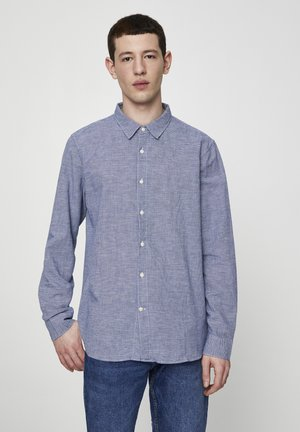 Hemd - light-blue denim