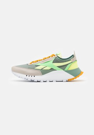 CL LEGACY UNISEX - Trainers - harmony green/neon mint/sand stone