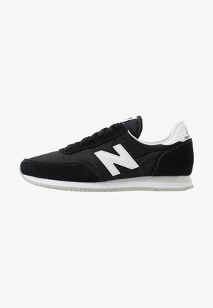 720 UNISEX - Sneakers laag - black/white
