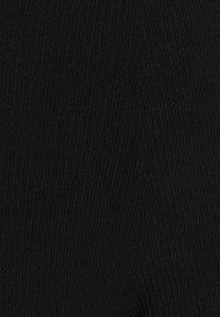 Dorothy Perkins Tall - FAUCHTTE TROUSER - Bukse - black - 2