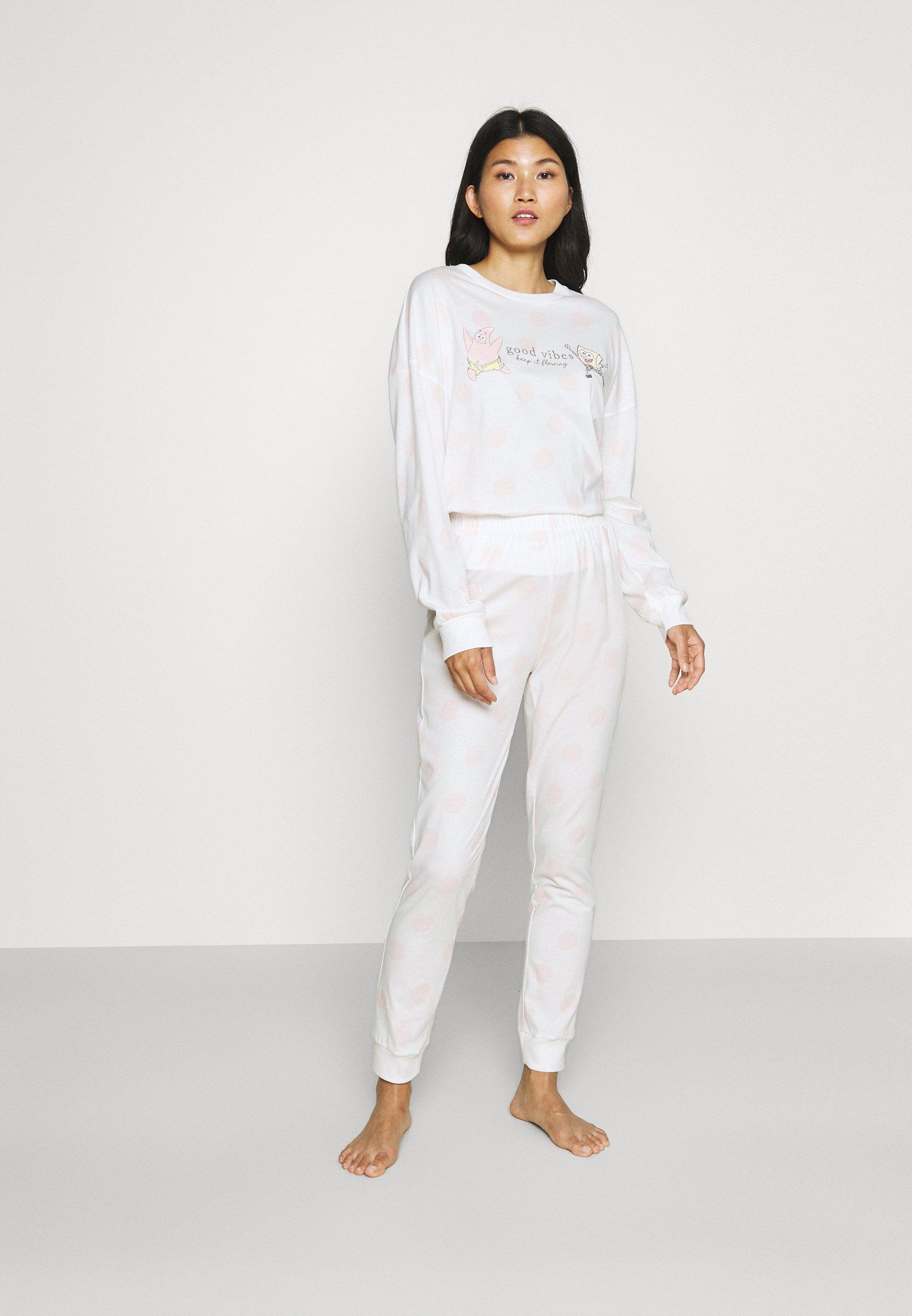 Damen SPONGE BOB LONG GOOD - Pyjama