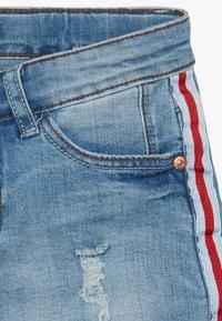 Lemon Beret - TEEN GIRLS - Denim shorts - medium blue - 2