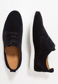Zign - Casual lace-ups - dark blue - 1