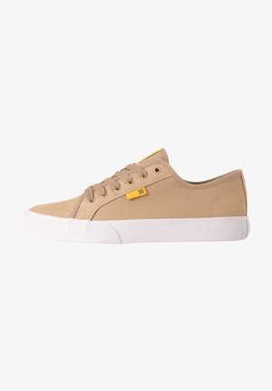 MANUAL - Chaussures de skate - tan
