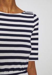 Anna Field - BASIC  - Jerseykjole - maritime blue/cloudancer stripe - 5