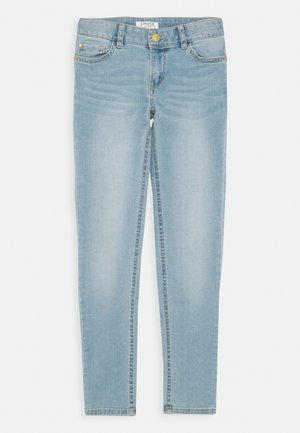 TEENS TROUSERS BEA BASIC - Džíny Slim Fit - light denim