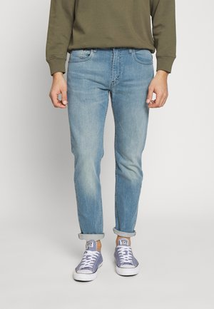 502™ TAPER HI BALL - Jeans fuselé - blue denim