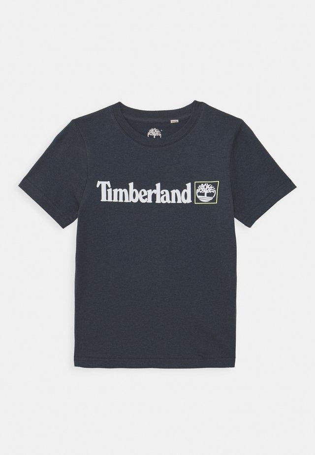 SHORT SLEEVES TEE - T-shirt print - medium grey