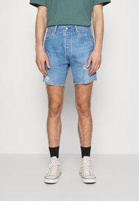 Levi's® - 501®93 - Jeans Shorts - indigo eyes - 0