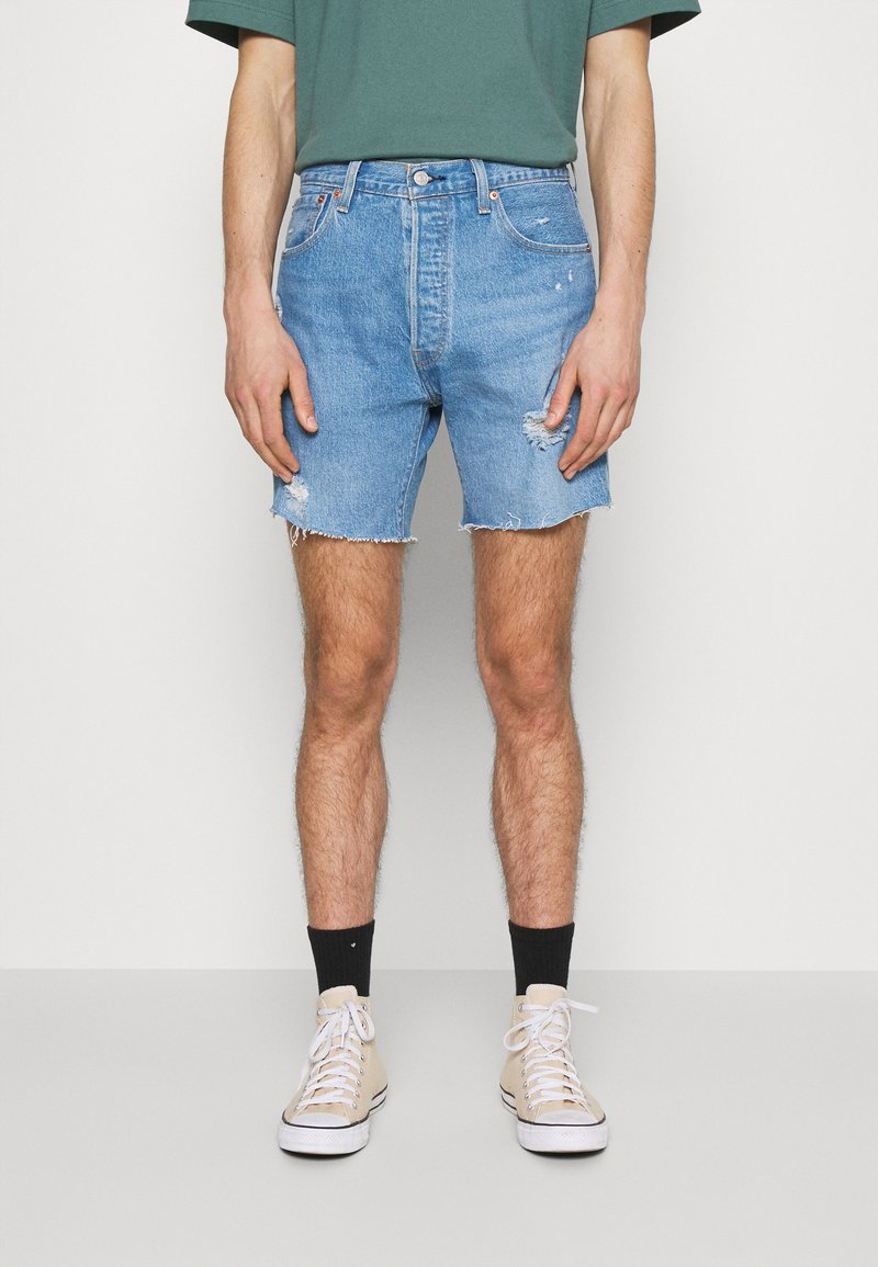 Levi's® - 501®93 - Jeans Shorts - indigo eyes