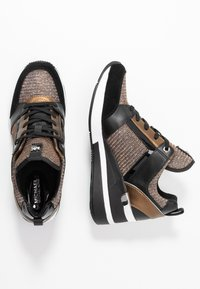 MICHAEL Michael Kors - GEORGIE TRAINER - Zapatillas - bronze - 3
